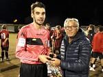 Premiazione Arbitro Ursu di Lucca