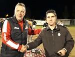 Premiazione Fabio Betti (Allenatore Atletico Lucca)