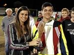 Consegna Trofeo offerto dalla famiglia Fanucchi a Citti (Cgc Capezzano Pianore)