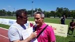 Marco Pratesi allenatore Sporting Arno