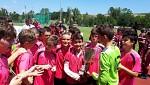 Sporting Arno con la Coppa