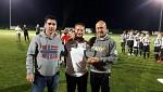 Premiazione allenatori Aquila Bonvino e Pucci