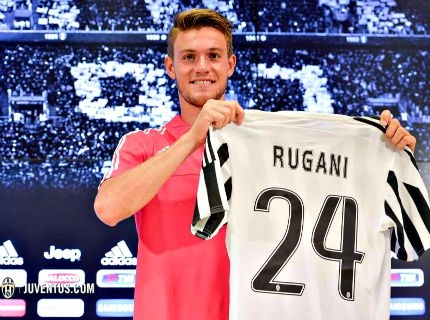 Terza Maglia Juventus DANIELE RUGANI