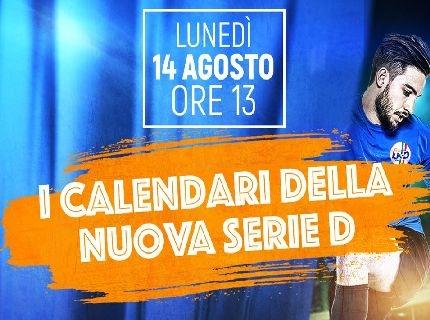 Serie D Girone D Calendario.Serie D Scopriamo Il Calendario Della Squadre Toscane