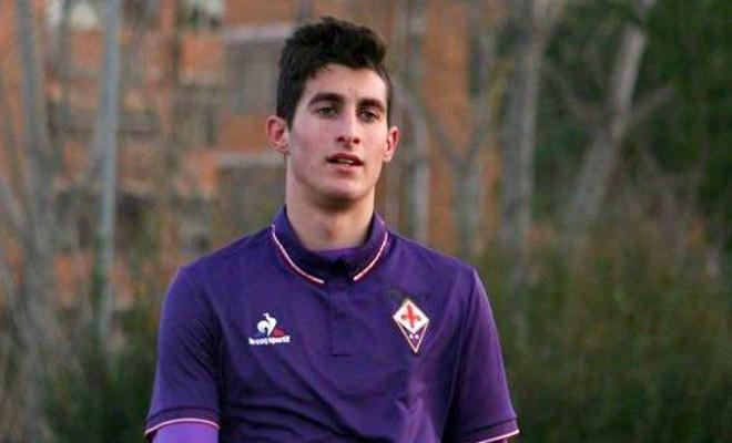 Maglia Home Fiorentina MARCO MELI
