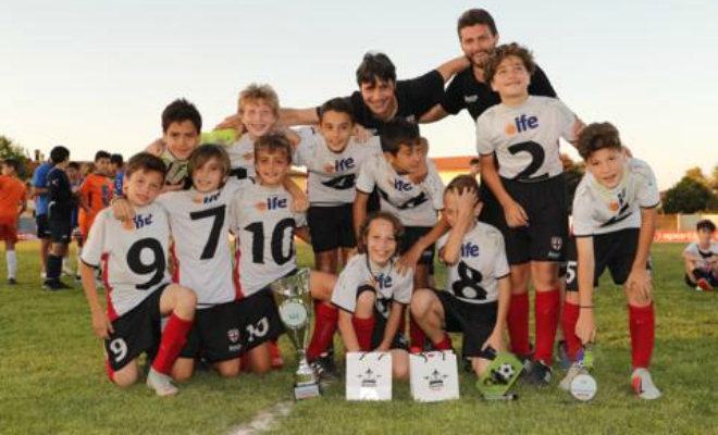 87e0de6ae Il CLUB MILANO vince il Torneo KING'S CUP-TUSCANY YOUTH CUP